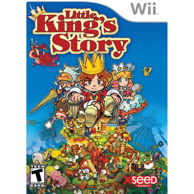 Little Kings Story - Nintendo Wii Játékok
