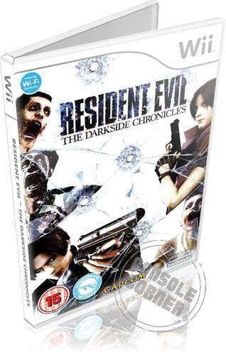 Resident Evil Darkside Chronicles