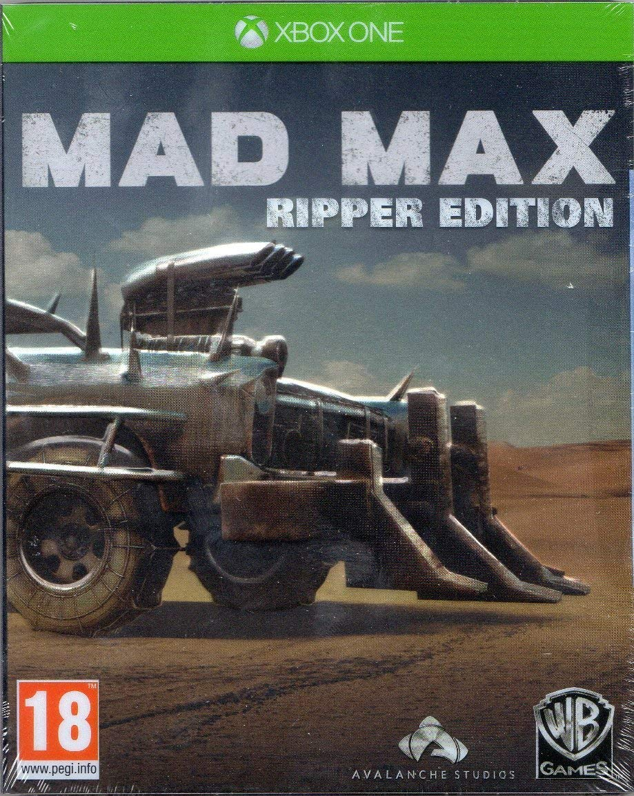 Mad Max Ripper Special Edition (Steelbook)