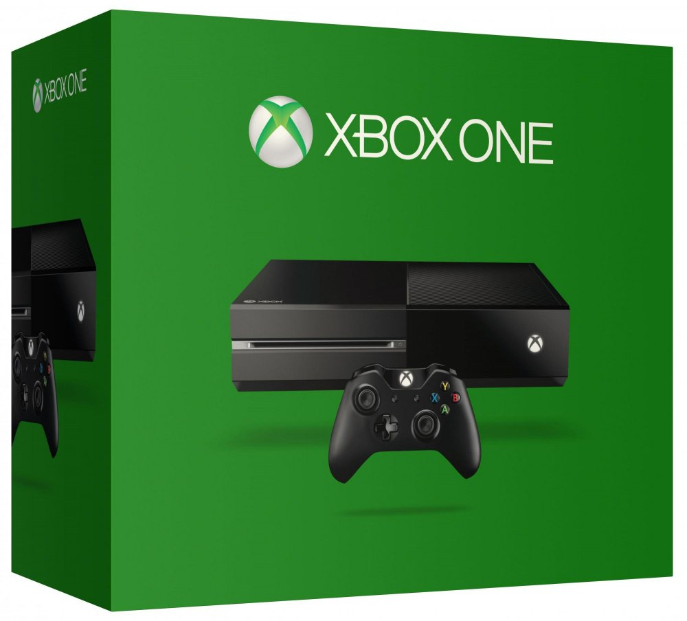 Microsoft XBOX ONE 500GB (Fat Fekete)