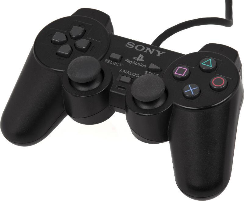 Sony PlayStation 2 DualShock 2 Controller (Refurbished/felújított)