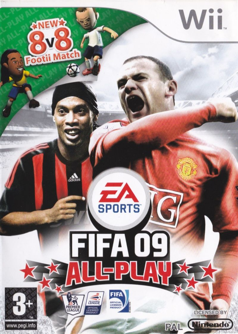 Fifa 09 All-Play