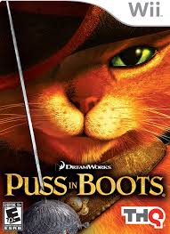 DreamWorks Puss in the Boots