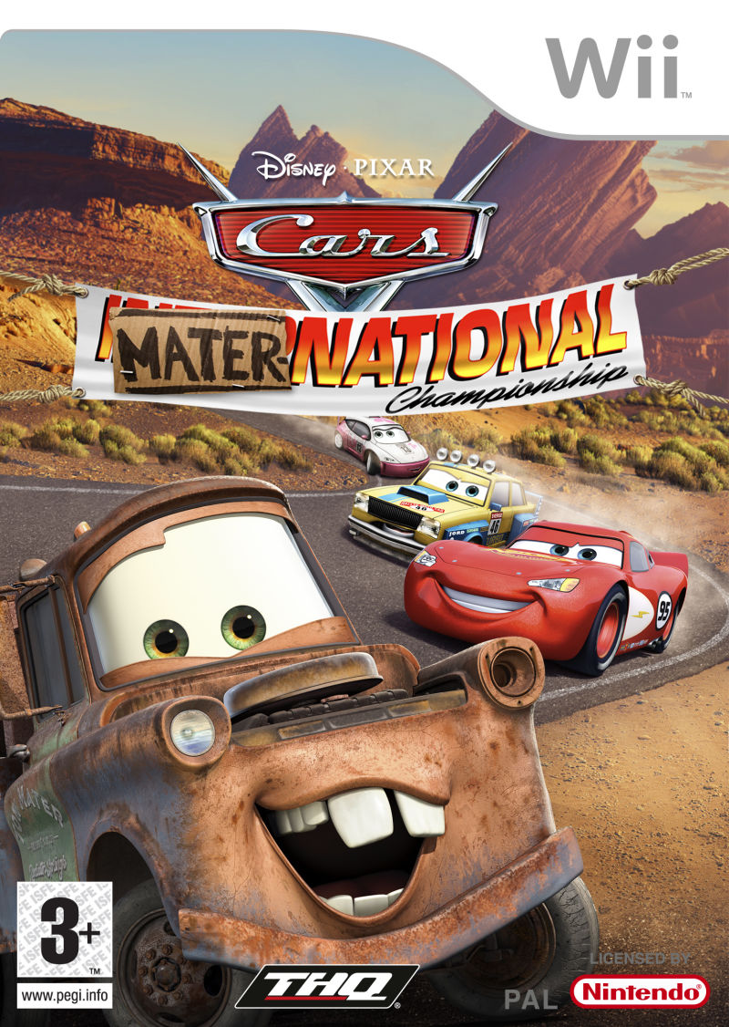 Disney Cars Mater National
