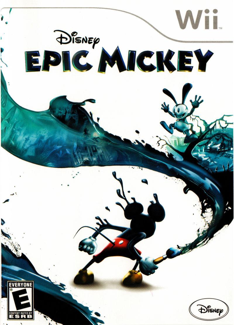 Disney Epic Mickey