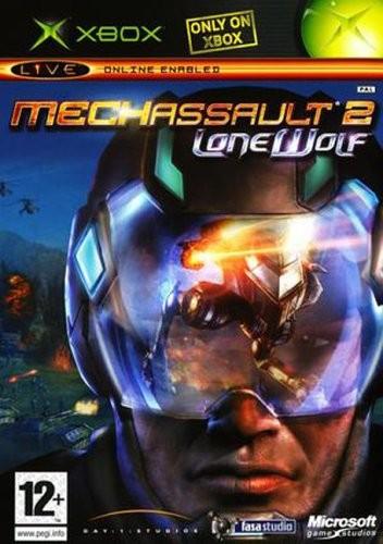 MechAssault 2 LoneWolf