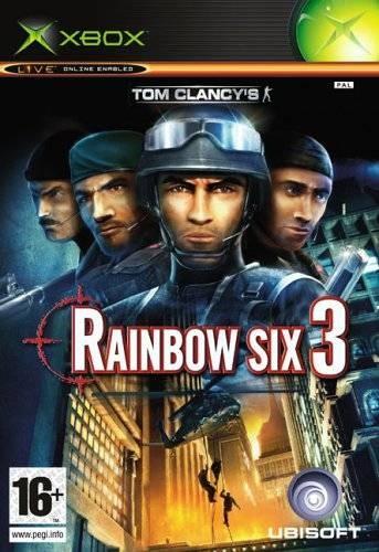 Tom Clancys Rainbow Six 3