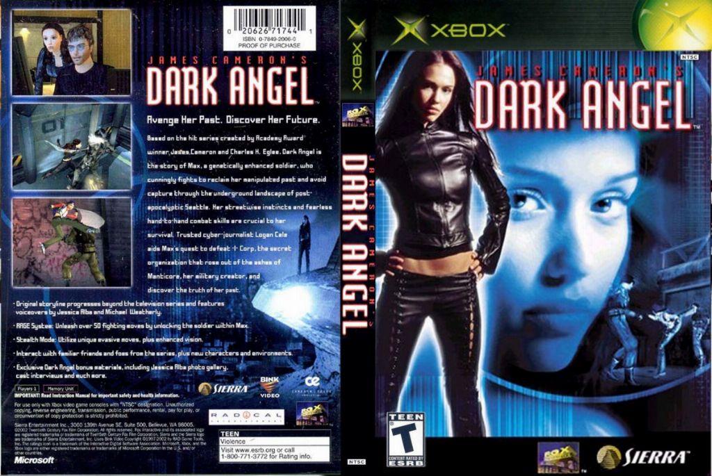 James Camerons Dark Angel