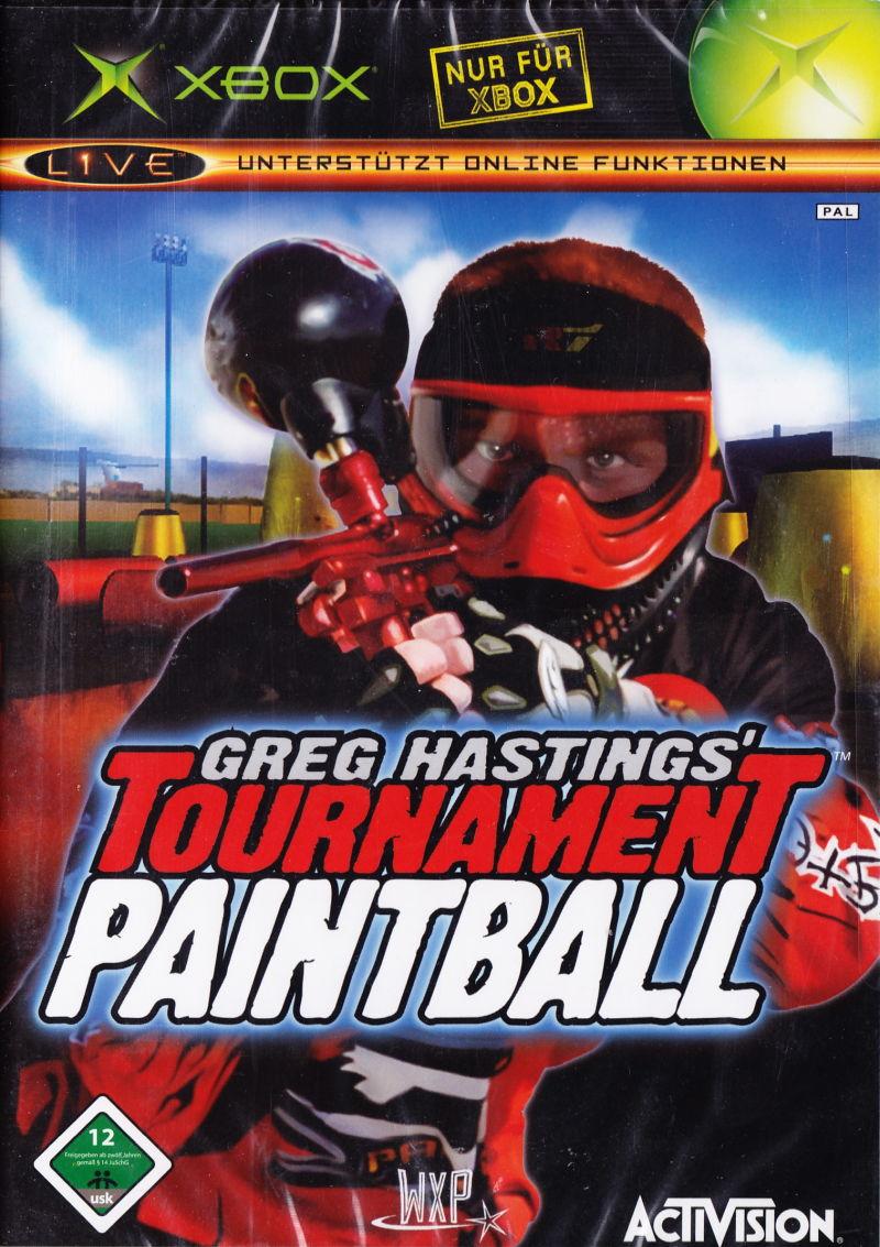Greg Hastings Tournament Paintball