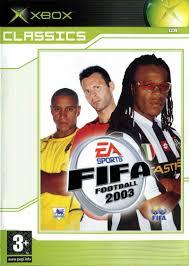 Fifa Football 2003 - Xbox Classic Játékok