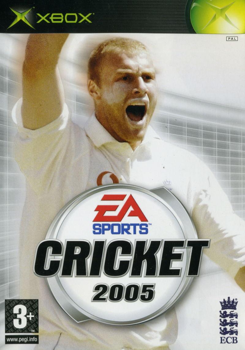 EA Sports Cricket 2005