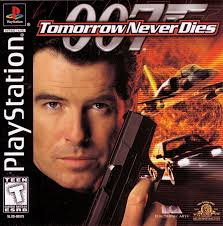 007 Tomorrow Never Dies