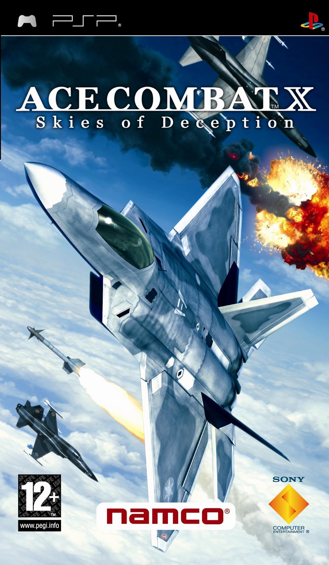 Ace Combat X Skies of Deception