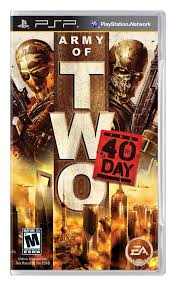 Army of Two THE 40th Day