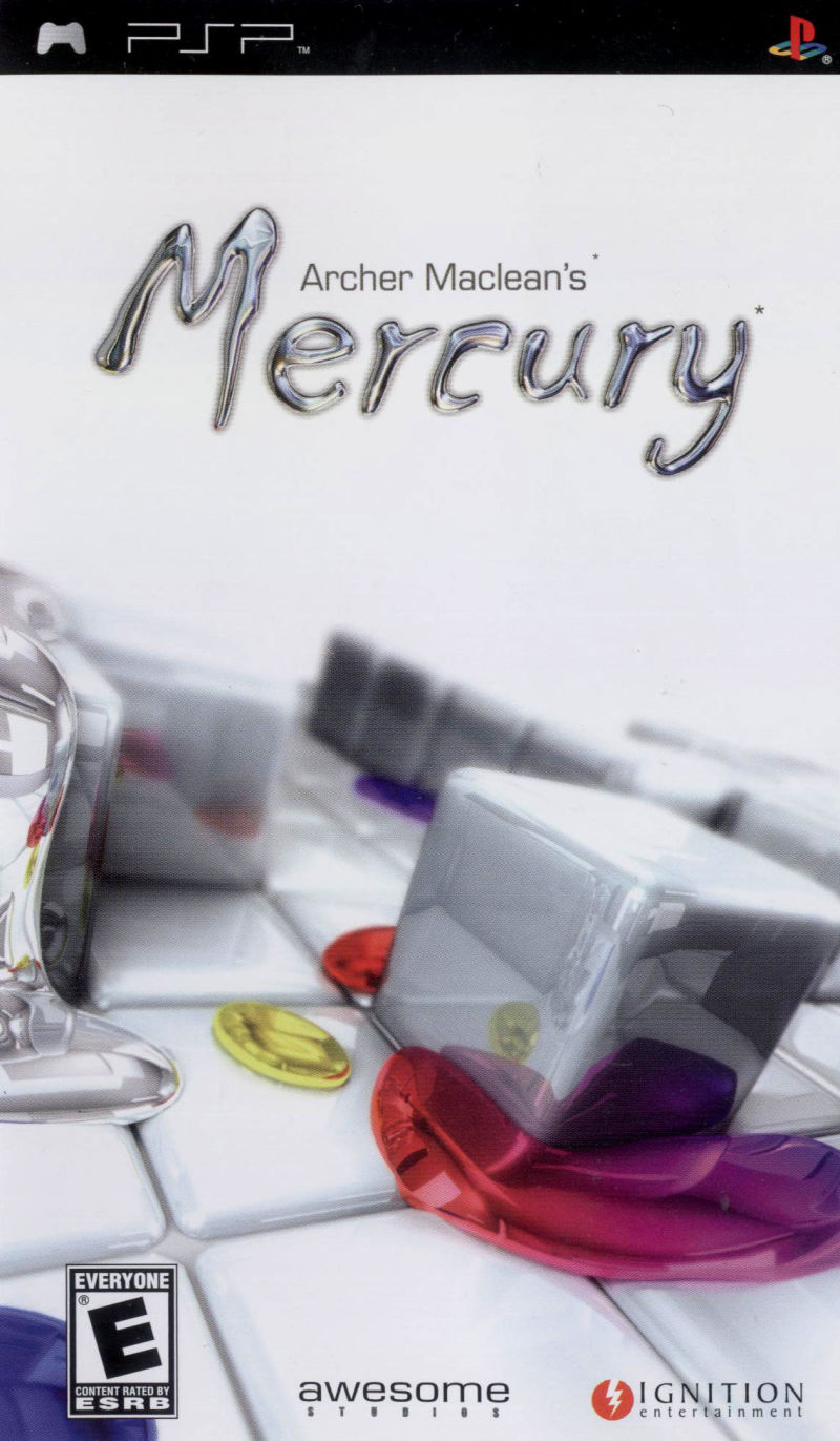 Archer Mcleans Mercury