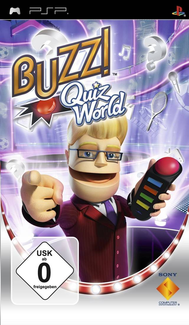 Buzz! World Quiz