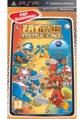 Fat Princess Fistful of Cake