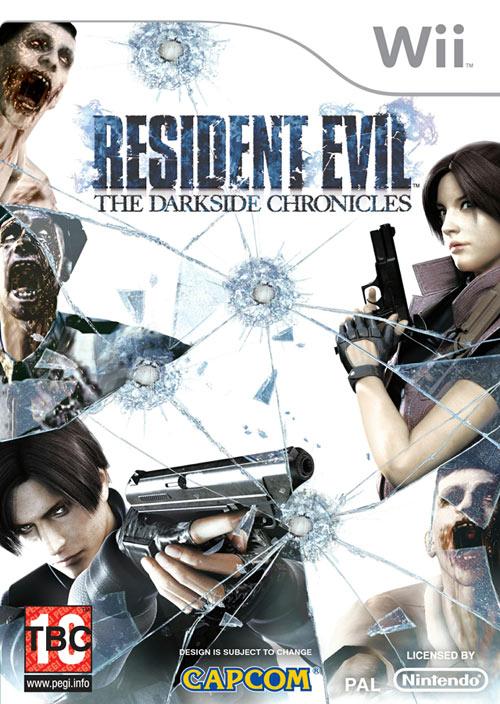 Resident Evil The Darkside Chronicles -