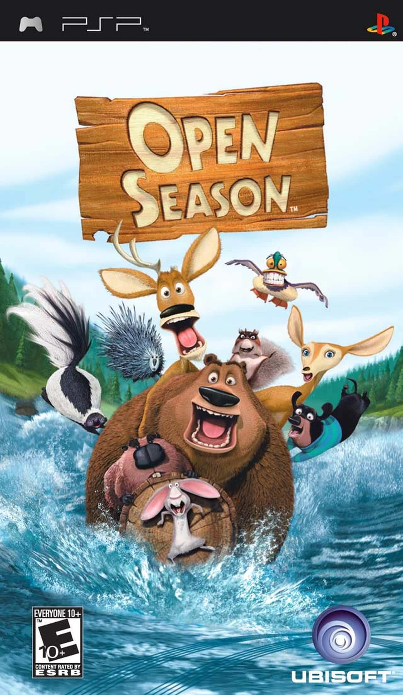 Open Season  - PSP Játékok
