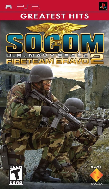 SOCOM US Navy SEALs Fireteam Bravo 2
