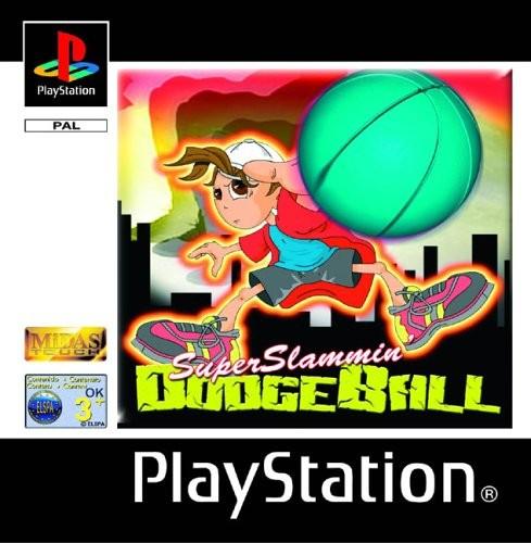 Super Slammin Dodgeball - PlayStation 1 Játékok