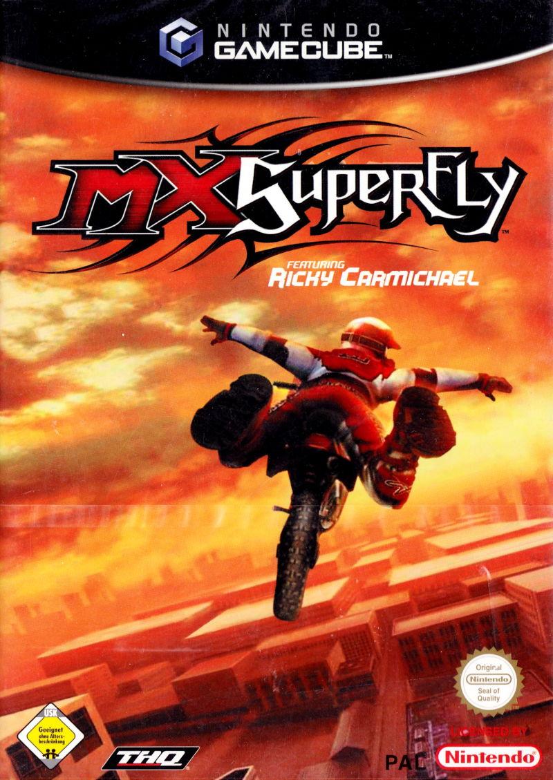 MX Superfly Featuring Ricky Carmichael