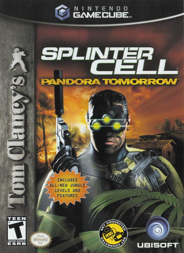 Tom Clancys Splinter Cell Pandora Tomorrow