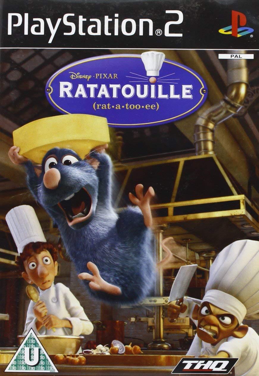 Disney Pixar Ratatouille