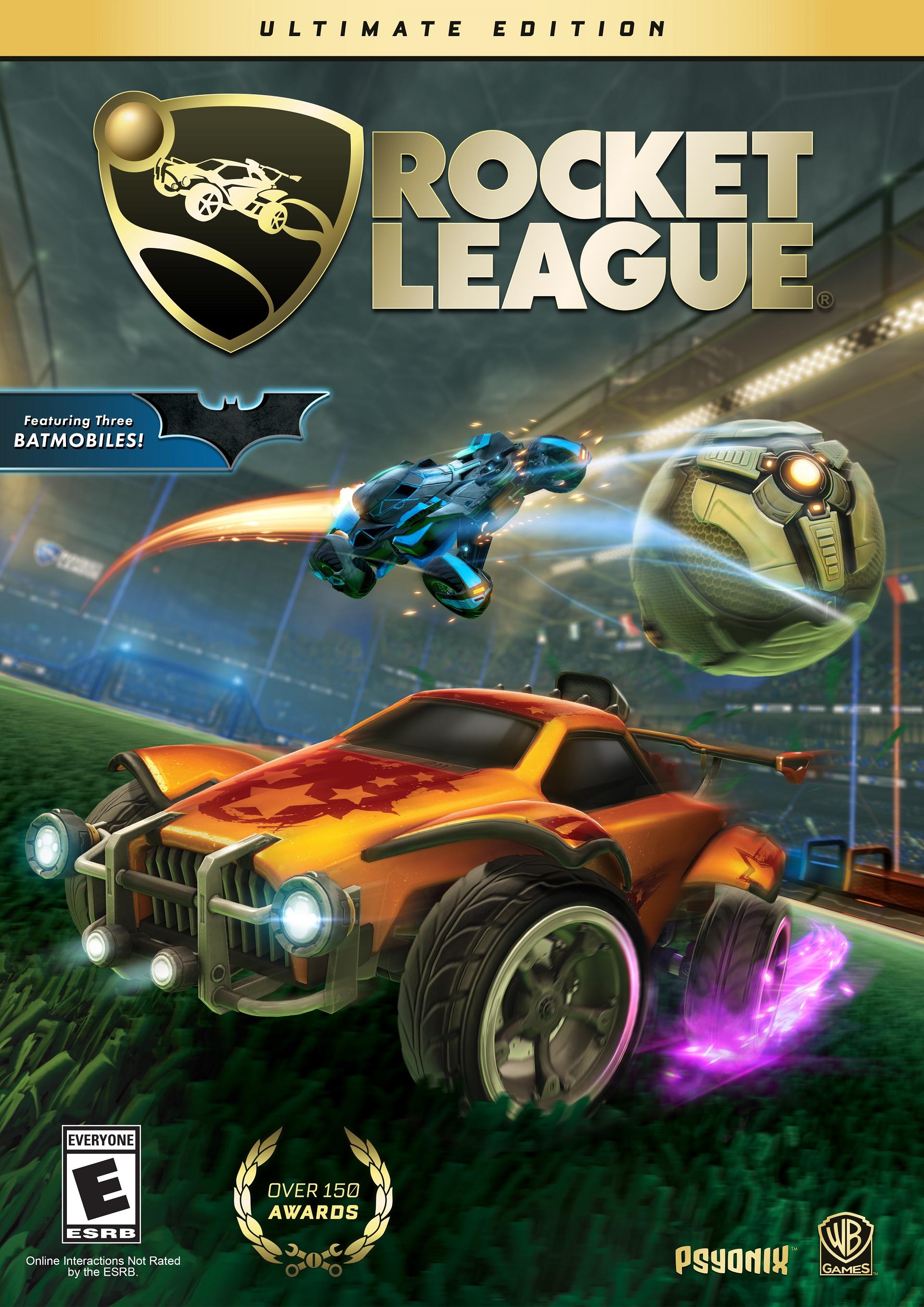 Rocket Leauge Ultimate Edition