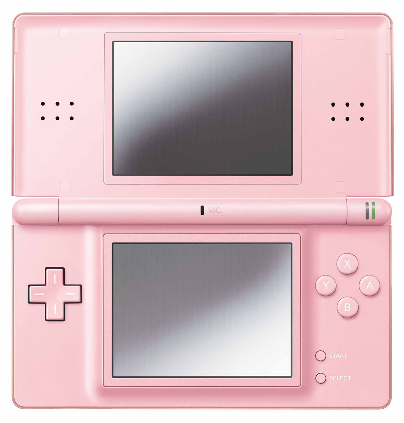 Nintendo DS Lite Pink (Rózsaszín)