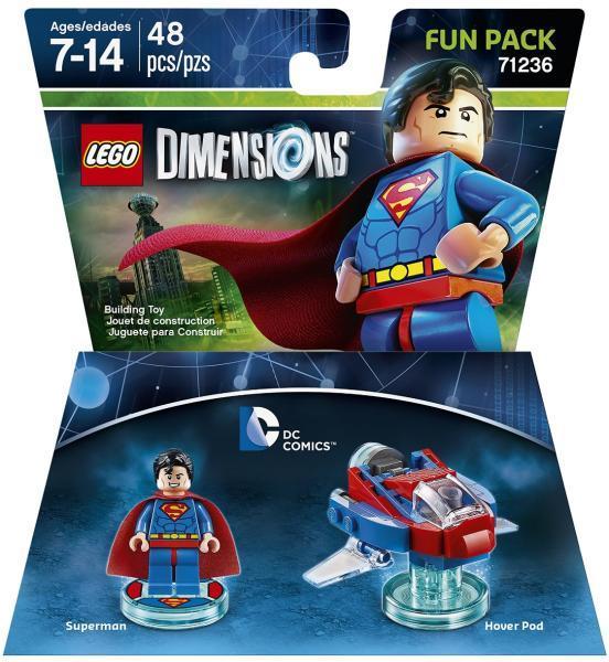 Lego Dimension Fun Pack 71236