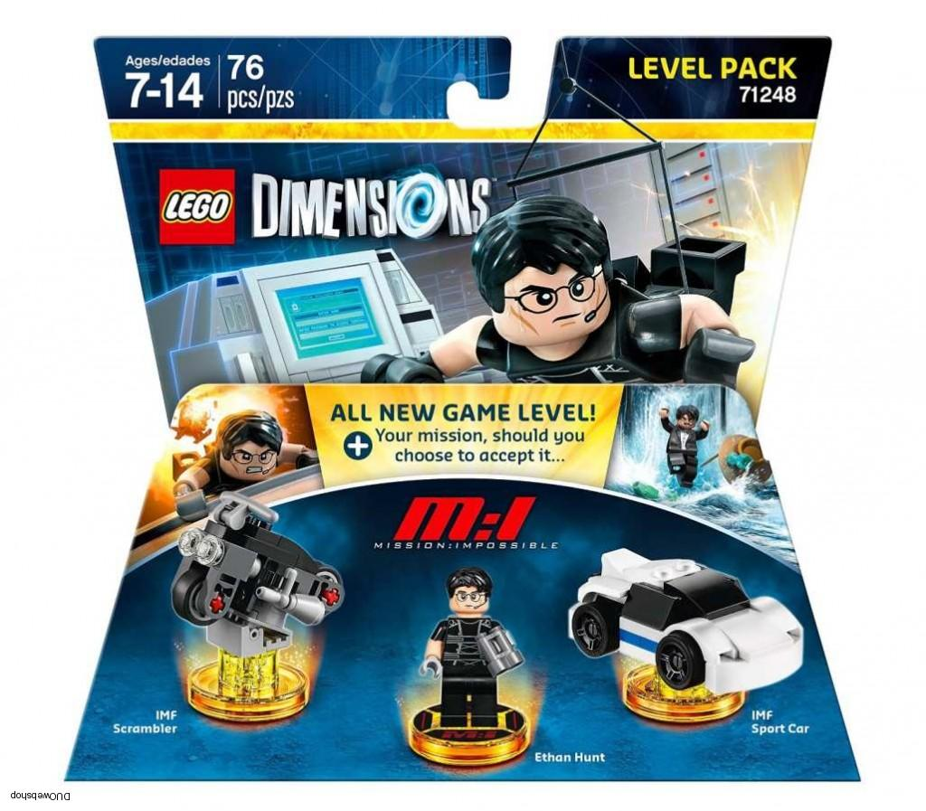 Lego Dimensions Level Pack 71248