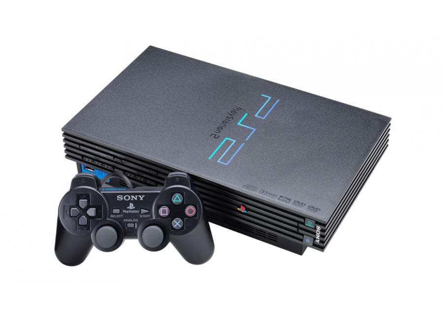 PlayStation 2 Fat Alapgép  - PlayStation 2 Gépek