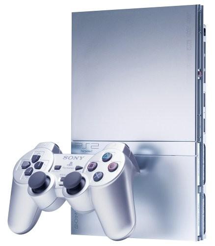 PlayStation 2 Slim Szürke