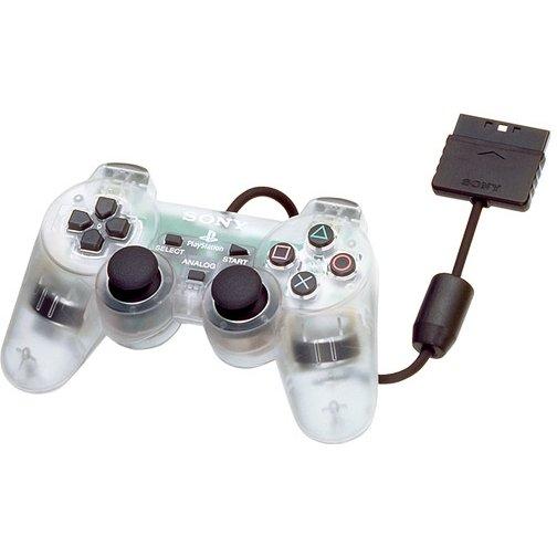 DualShock 2 Vezetékes Controller Crystal