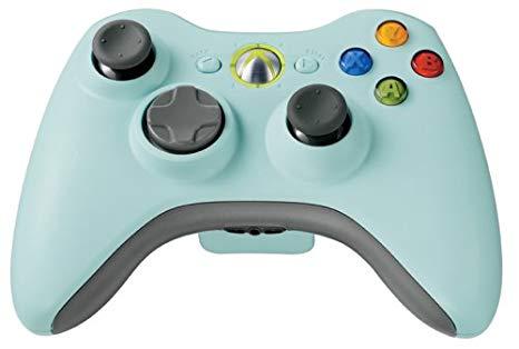 Xbox 360 Wireless Controller Világoskék