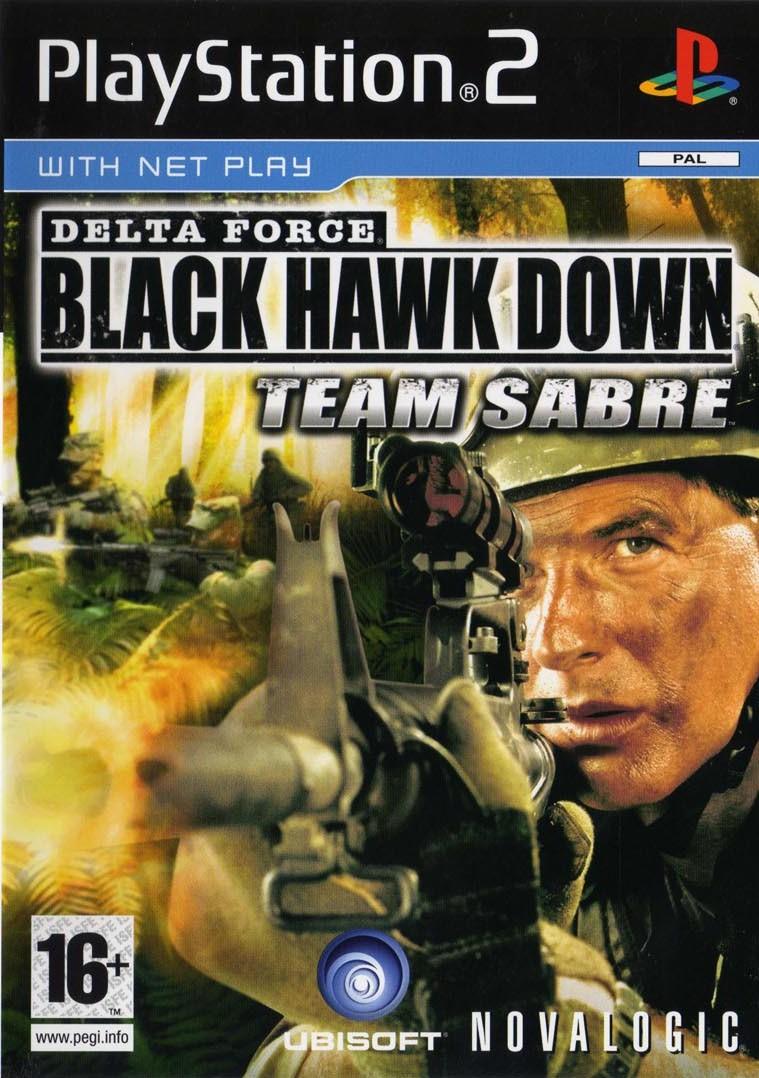 Delta Force Black Hawk Down Team Sabre