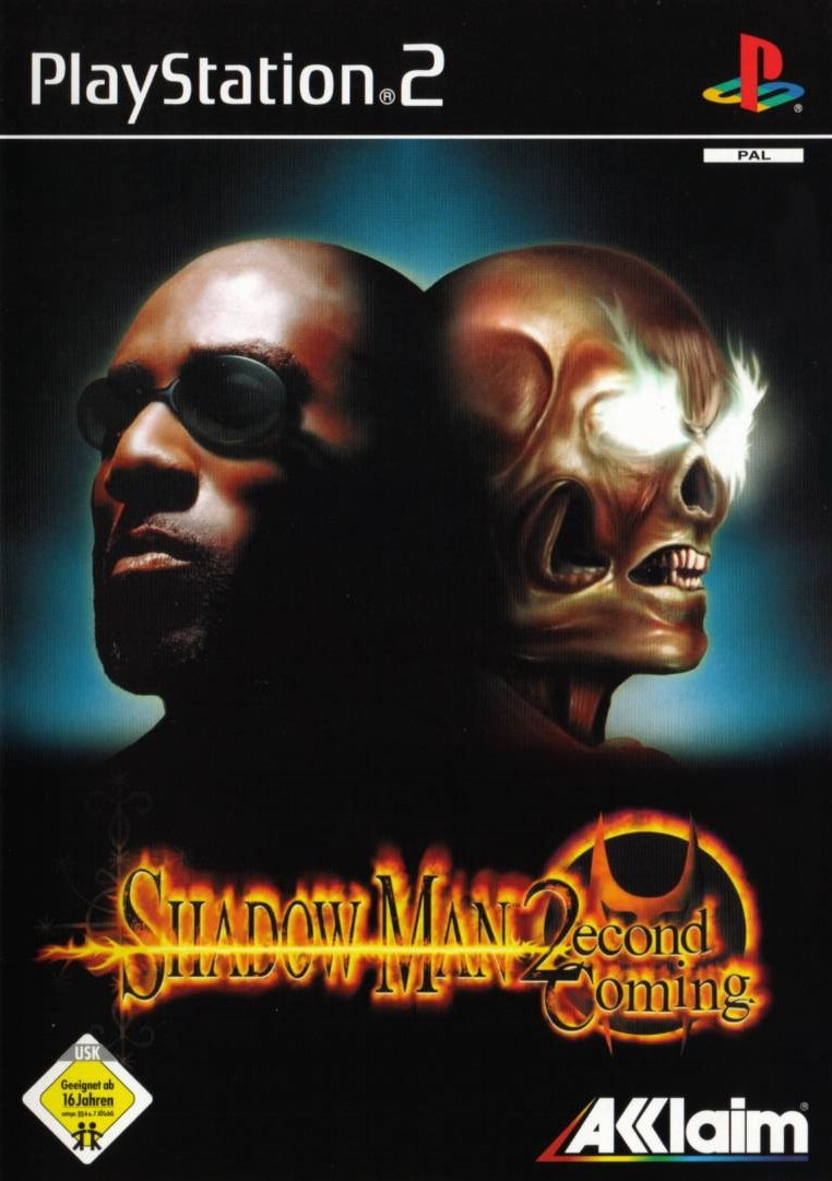 Shadow Man 2econd Coming