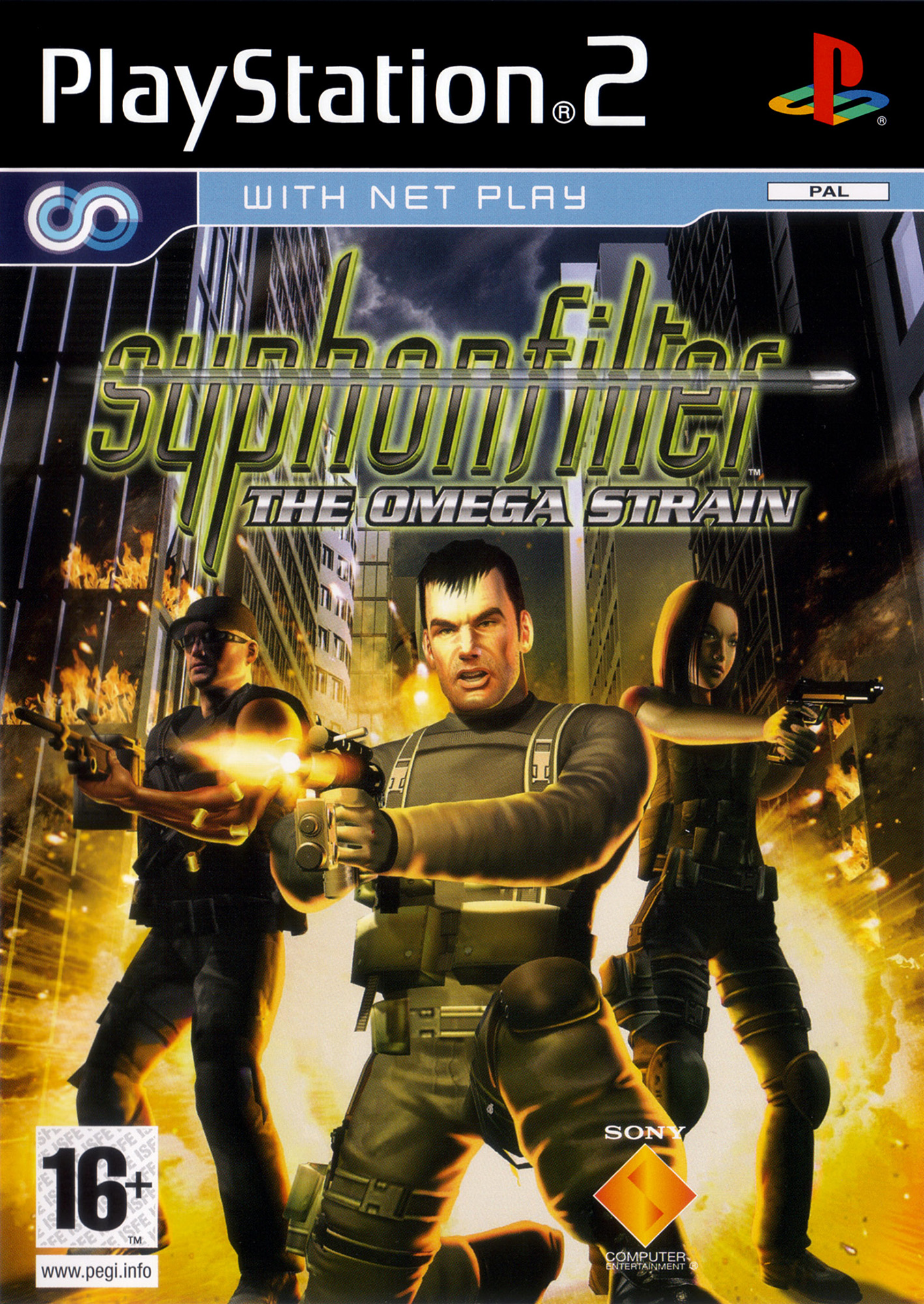 Syphonfilter The Omega Strain