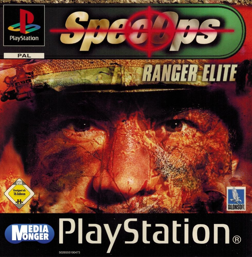 ps1 Spec Ops Ranger Elite