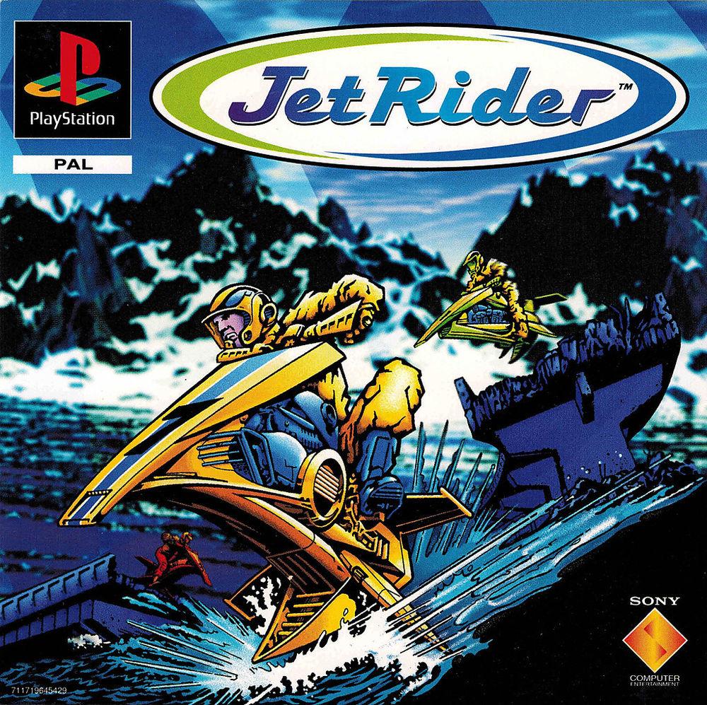 Jet Rider