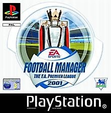 Football Manager The FA Premier League 2001