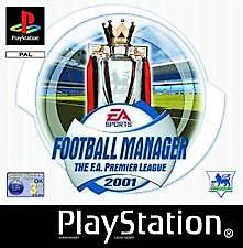 Football Manager The FA Premier League 2001