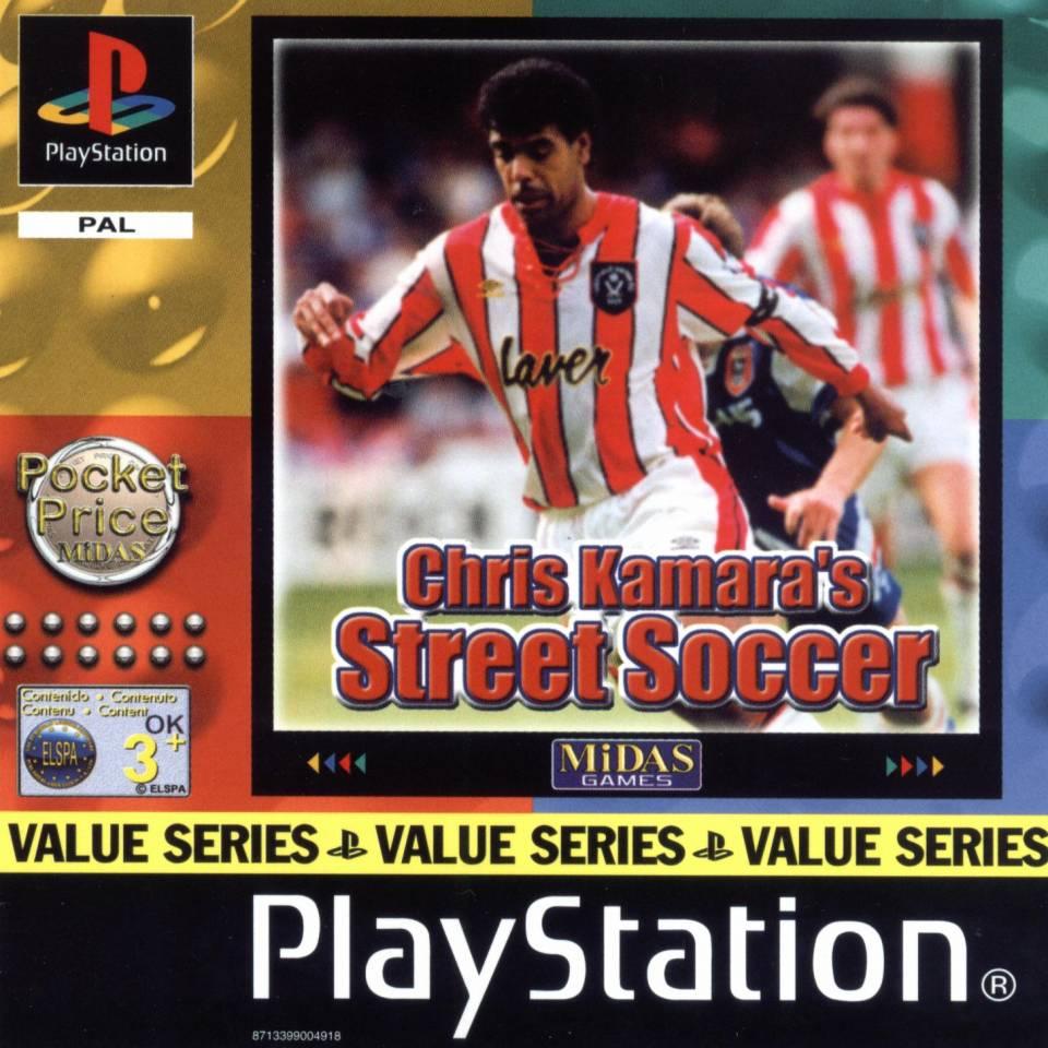 Chris Kamaras Street Soccer