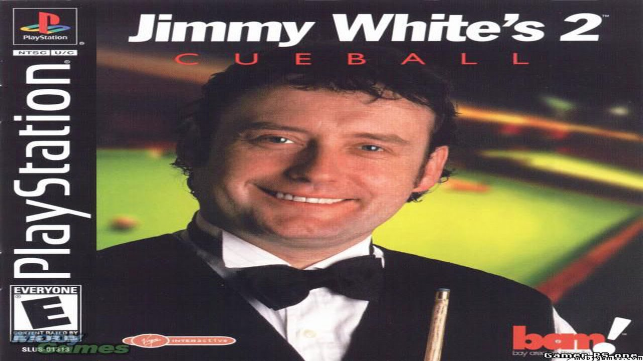 Jimmy Whites Cueball 2