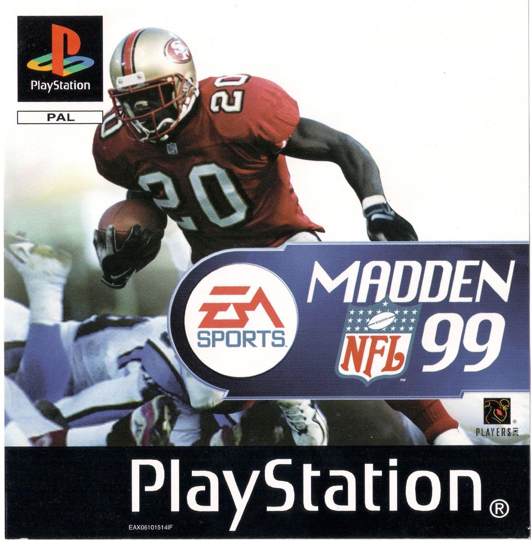 NFL Madden 99