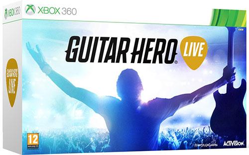 Guitar Hero Live (Játék+Gitár)