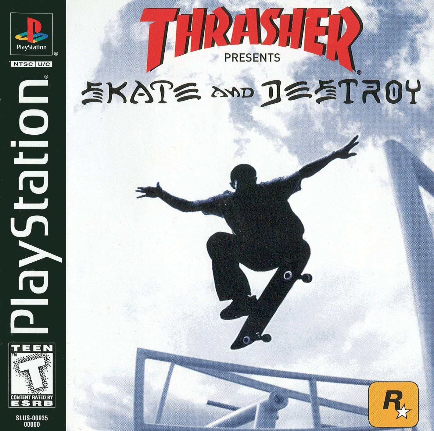 Thrasher Presents Skate And Destroy