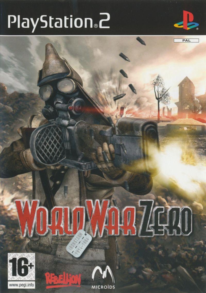 World War Zero IronStorm - PlayStation 2 Játékok
