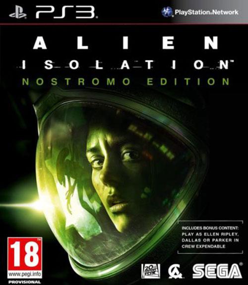 Alien Isolation Nostromo Edition